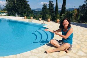 Tantra-Massage-Seminar auf Korfu – es erwarten Sie inspirierende Kurse und sogar ein privater Pool.
