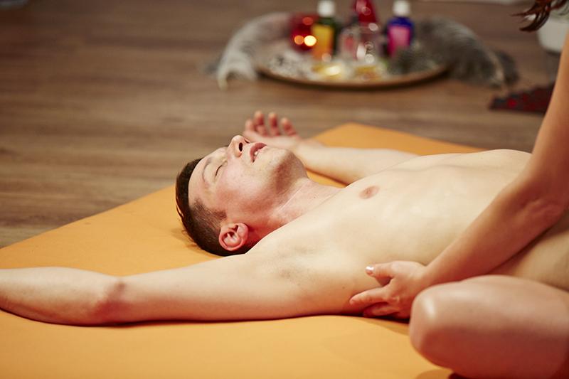 Tantramassage - Vortrag Lingammassage